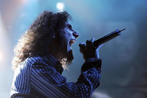 System of a Down singer Serj Tankian