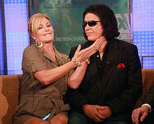 "Gene Simmons Visit ""FOX & Friends"""
