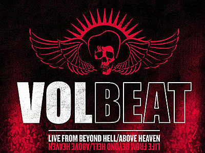97 Rock Along With Knitting Factory Presents Welcome Volbeat With Special  Guests Hellyeah And Iced Earth, Thursday July 5th To The Toyota Ice Arena.