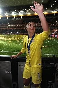 Hope Solo, Japan v USA: FIFA Women's World Cup 2011 Final