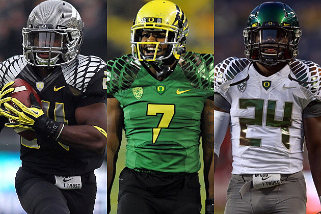 Nike Unveils The Latest University Of Oregon Football