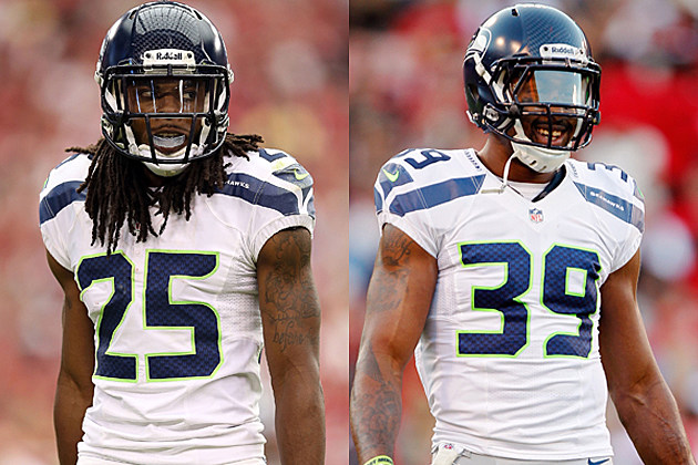 Richard Sherman and Brandon Browner