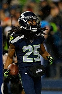 Seattle Seahawks Richard Sherman