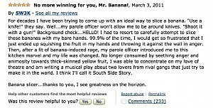 Banana Slicer Review