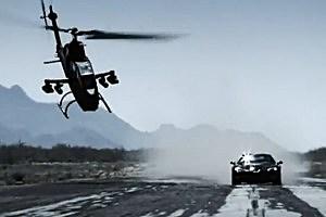 Top Gear South Korea Helicopter Crash