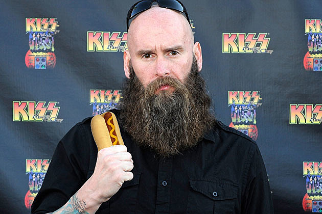 Five Finger Death Punch bassist Chris Kael