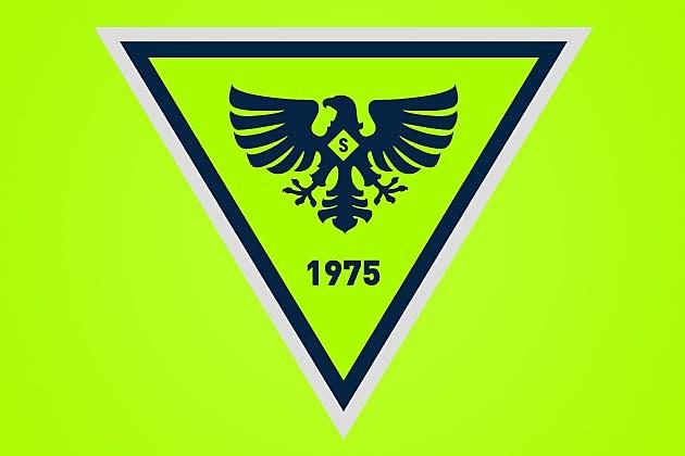 Seattle Seahawks German Badge