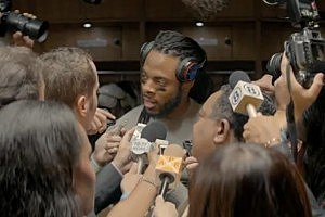 Richard Sherman Beats by Dre