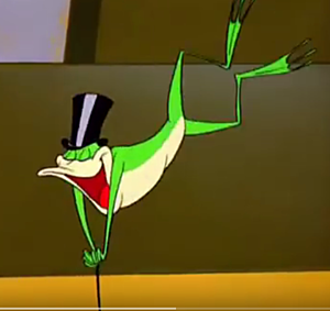 Michigan J Frog -YouTube