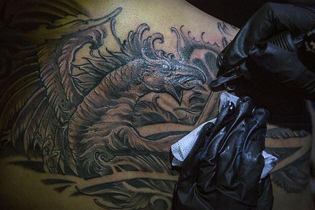 The Tattooist In China