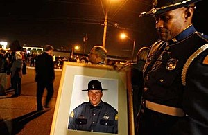 Courtesy Pasco Police Department WSP Trooper Saunders 10th Remembrance 2009